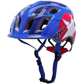 Kali Chakra - Casco de bicicleta Niños - rojo/azul